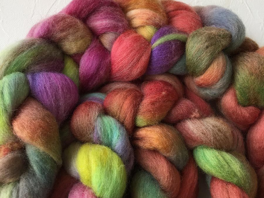 Experiments in dyeing