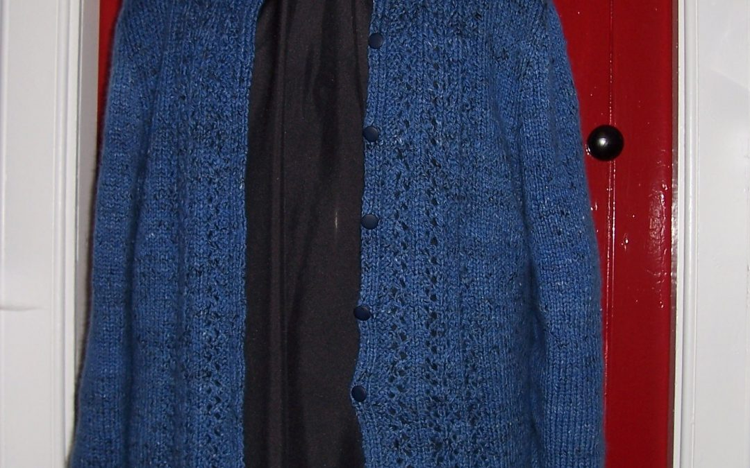 Cardigan for Mum